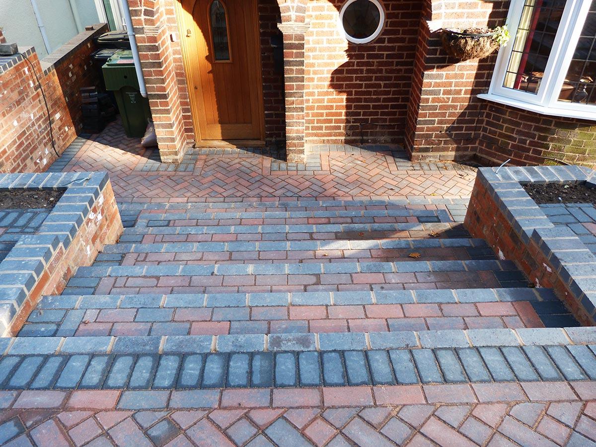 Brick Step Installations Brickwork Amp Wall Installers